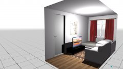 Raumgestaltung selos zimmer 2  in der Kategorie Schlafzimmer