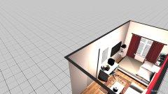 Raumgestaltung selos zimmer in der Kategorie Schlafzimmer