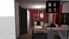 Raumgestaltung Sevda & Sumayye Zimmer in der Kategorie Schlafzimmer