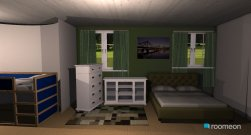 Raumgestaltung shellyann in der Kategorie Schlafzimmer