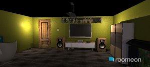 Raumgestaltung Shibly's room in der Kategorie Schlafzimmer