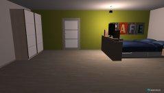 Raumgestaltung shlapkammer in der Kategorie Schlafzimmer