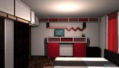 Raumgestaltung shraddha shreya in der Kategorie Schlafzimmer