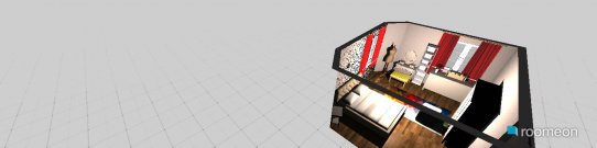 Raumgestaltung shushu in der Kategorie Schlafzimmer