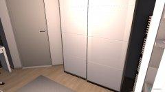 Raumgestaltung sidneys zimmer in der Kategorie Schlafzimmer