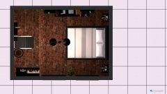 Raumgestaltung Silkes Raum in der Kategorie Schlafzimmer