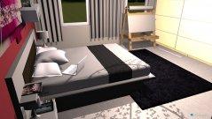 Raumgestaltung simi's room in der Kategorie Schlafzimmer