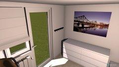 Raumgestaltung SImon Zimmer in der Kategorie Schlafzimmer