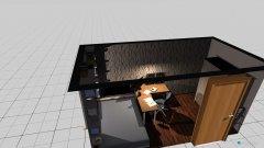 Raumgestaltung Simone Zimmer in der Kategorie Schlafzimmer