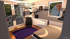 Raumgestaltung Simons Zimmer in der Kategorie Schlafzimmer