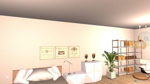 Raumgestaltung Simplicity in der Kategorie Schlafzimmer