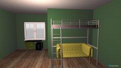 Raumgestaltung Sims Zimmer in der Kategorie Schlafzimmer
