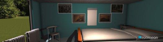 Raumgestaltung Singel in der Kategorie Schlafzimmer
