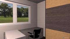 Raumgestaltung Siro's Zimmer in der Kategorie Schlafzimmer