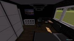 Raumgestaltung skolping in der Kategorie Schlafzimmer