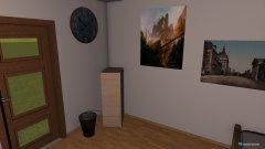 Raumgestaltung Skuška1 in der Kategorie Schlafzimmer