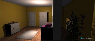 Raumgestaltung slaapkamer linde in der Kategorie Schlafzimmer