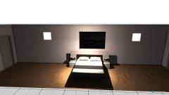 Raumgestaltung slaapkamer vb 1 in der Kategorie Schlafzimmer