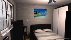 Raumgestaltung Slavik Room in der Kategorie Schlafzimmer