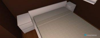 Raumgestaltung slawa in der Kategorie Schlafzimmer
