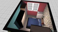 Raumgestaltung sleep in der Kategorie Schlafzimmer