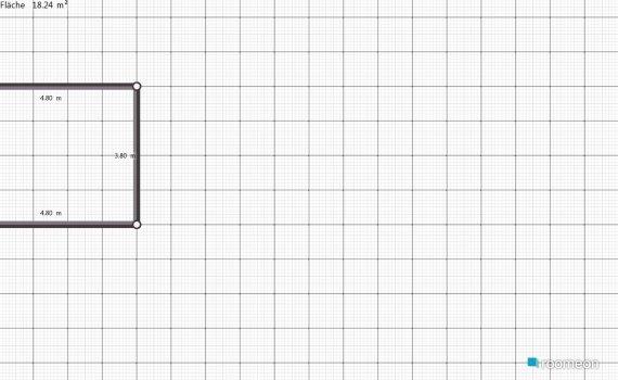 Raumgestaltung Sloba in der Kategorie Schlafzimmer