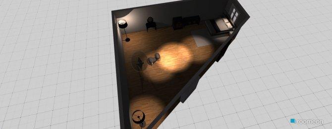 Raumgestaltung snown sabrina in der Kategorie Schlafzimmer