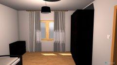 Raumgestaltung soba 2 in der Kategorie Schlafzimmer