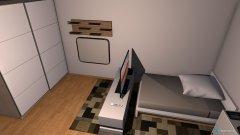 Raumgestaltung soba1 in der Kategorie Schlafzimmer