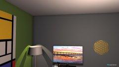 Raumgestaltung sobica in der Kategorie Schlafzimmer