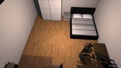 Raumgestaltung SOhejls wohnung in der Kategorie Schlafzimmer