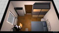 Raumgestaltung Sonia in der Kategorie Schlafzimmer
