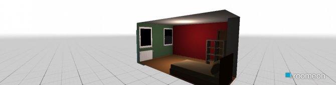 Raumgestaltung SOPHIE in der Kategorie Schlafzimmer