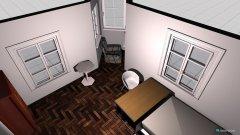 Raumgestaltung sophies zimmer in der Kategorie Schlafzimmer