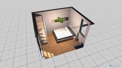 Raumgestaltung soverom in der Kategorie Schlafzimmer