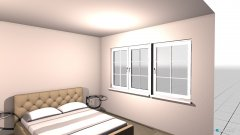 Raumgestaltung spalna Kamenarska in der Kategorie Schlafzimmer