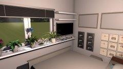 Raumgestaltung spalna s kupelnou in der Kategorie Schlafzimmer
