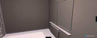 Raumgestaltung spalnia in der Kategorie Schlafzimmer
