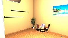 Raumgestaltung spalnq in der Kategorie Schlafzimmer