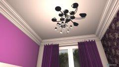Raumgestaltung Spalnya in der Kategorie Schlafzimmer