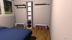 Raumgestaltung spavaca1 in der Kategorie Schlafzimmer