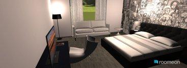Raumgestaltung standard 2 in der Kategorie Schlafzimmer