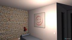 Raumgestaltung Standardzimmer in der Kategorie Schlafzimmer