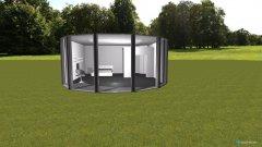 Raumgestaltung Stanza di Shawn in der Kategorie Schlafzimmer