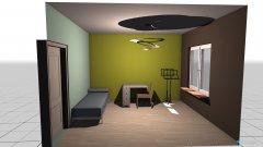 Raumgestaltung Stasiu in der Kategorie Schlafzimmer