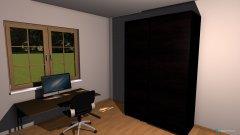 Raumgestaltung stefan zimmer in der Kategorie Schlafzimmer