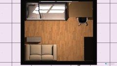 Raumgestaltung Stefans Zimmer in der Kategorie Schlafzimmer