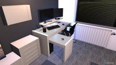 Raumgestaltung Steffen Raum_1 in der Kategorie Schlafzimmer