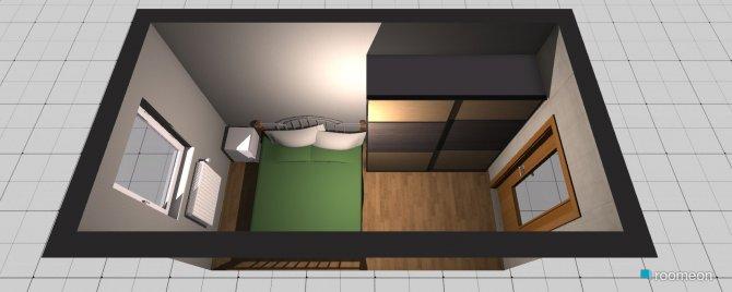 Raumgestaltung Stephan in der Kategorie Schlafzimmer