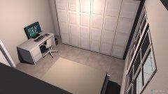 Raumgestaltung Stephanie Zimmer in der Kategorie Schlafzimmer